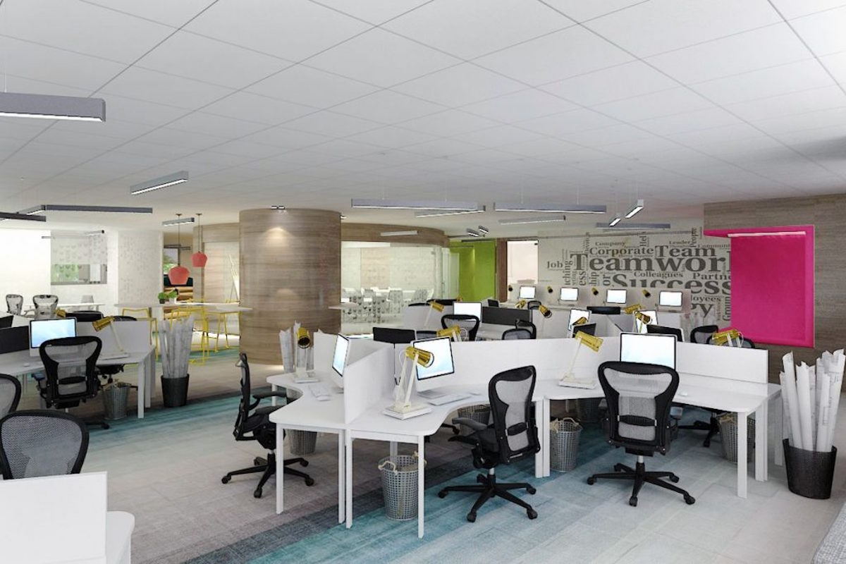 5 Reasons for Getting Started with an Office Renovation Right Now!