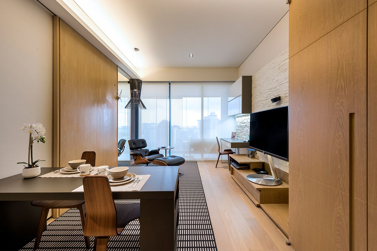 Residential Interior Design Project: Registered Interior Design Services Company Singapore