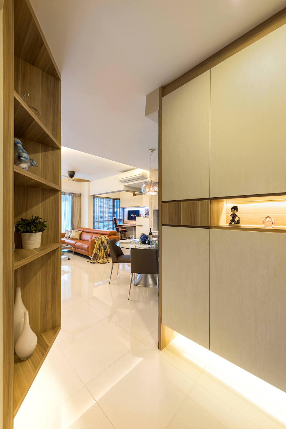 Interior Design Singapore At Treasure Cove In Punggol