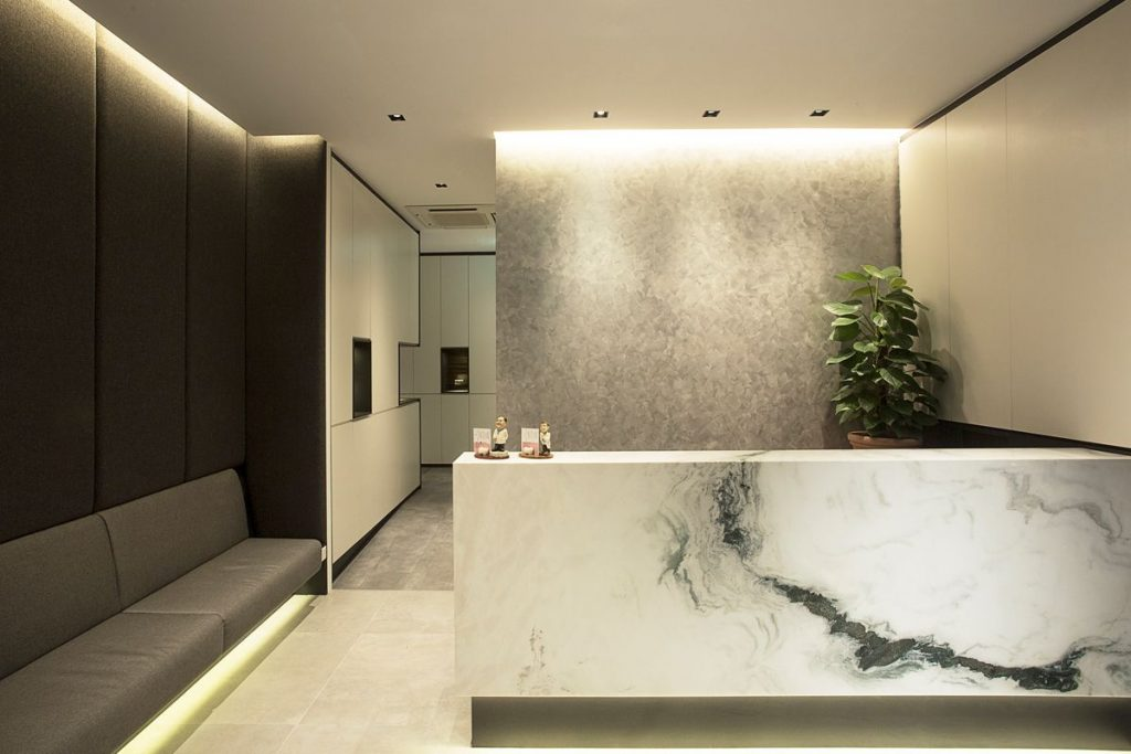 interior design for dental surgery clinic at newest by home guide design