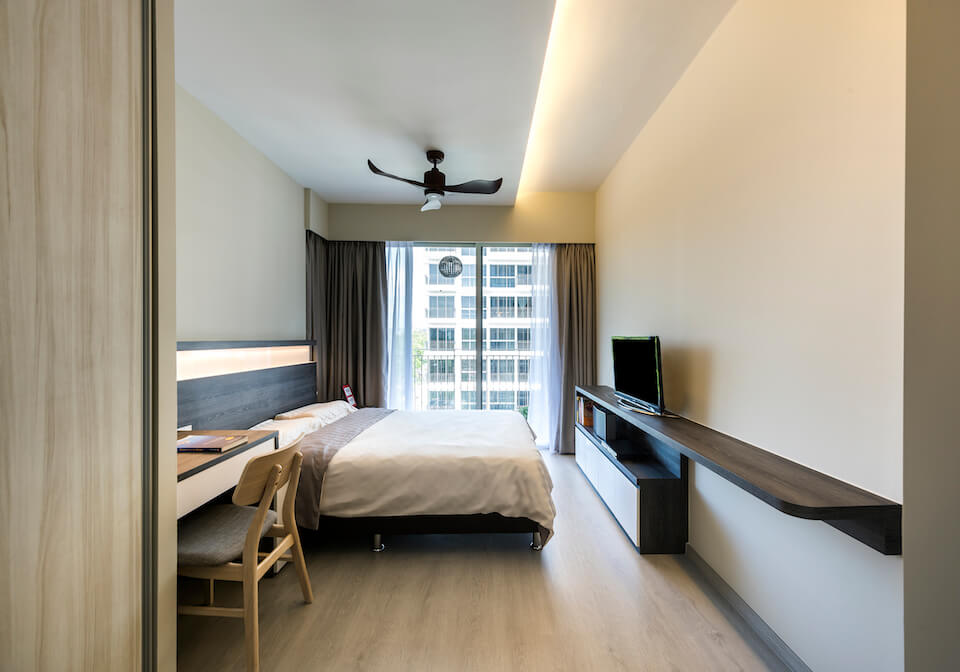 citylife tampines master bedroom condo interior design