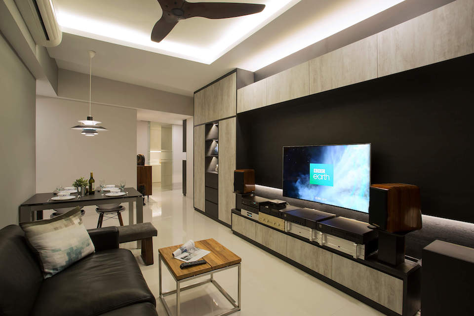 Interior Design For Leedon Heights In Singapore By Home Guide