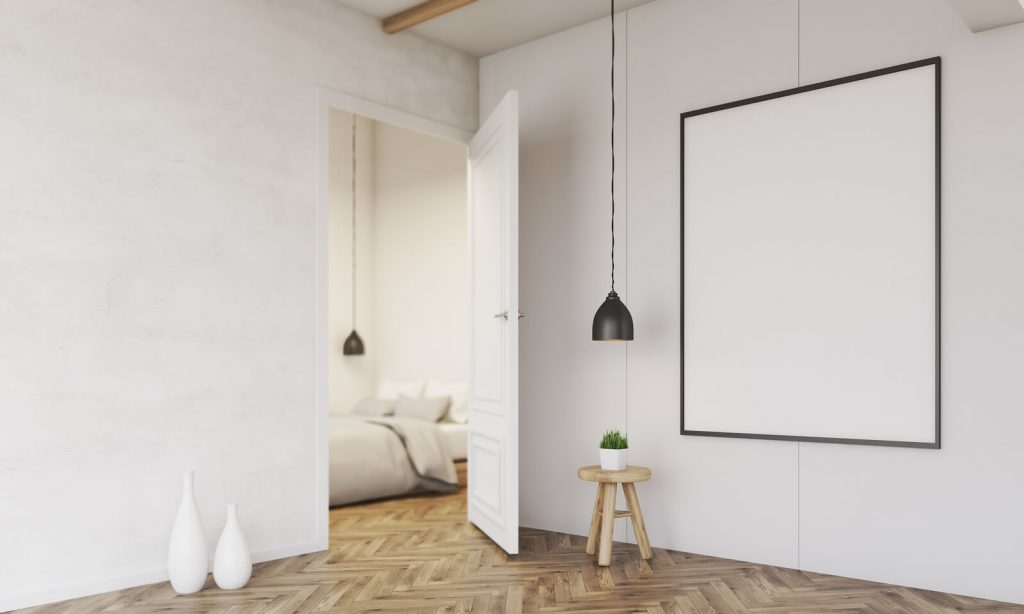 5 interior design solutions for a space starved 2 bedroom for Interior design solutions