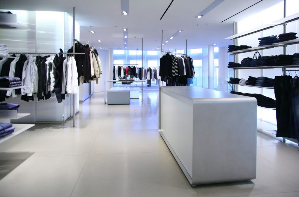 5 common mistakes found in retail interior designs for Retail interior design