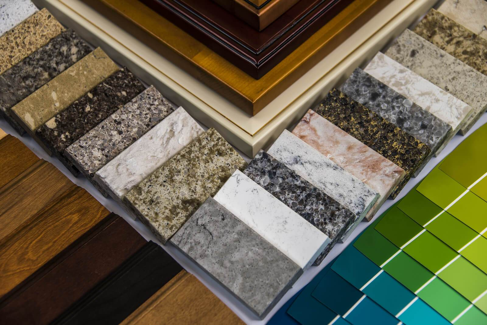 home interior design tile choices