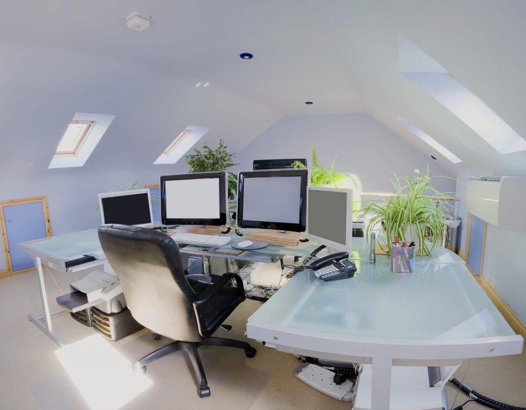 Home office interior design ideas for Office design photos