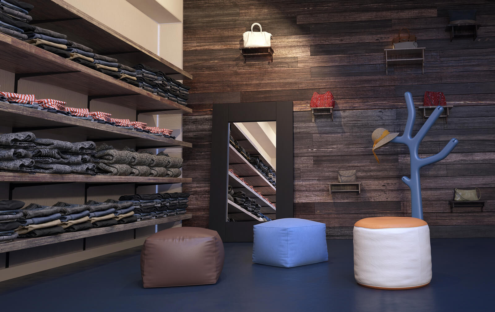 Top 5 Essentials For A Successful Retail Interior Design