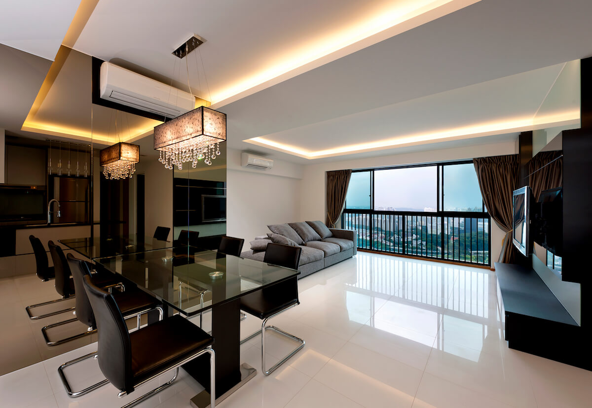 Light and Fixture Ideas for Your Brand New HDB Apartment