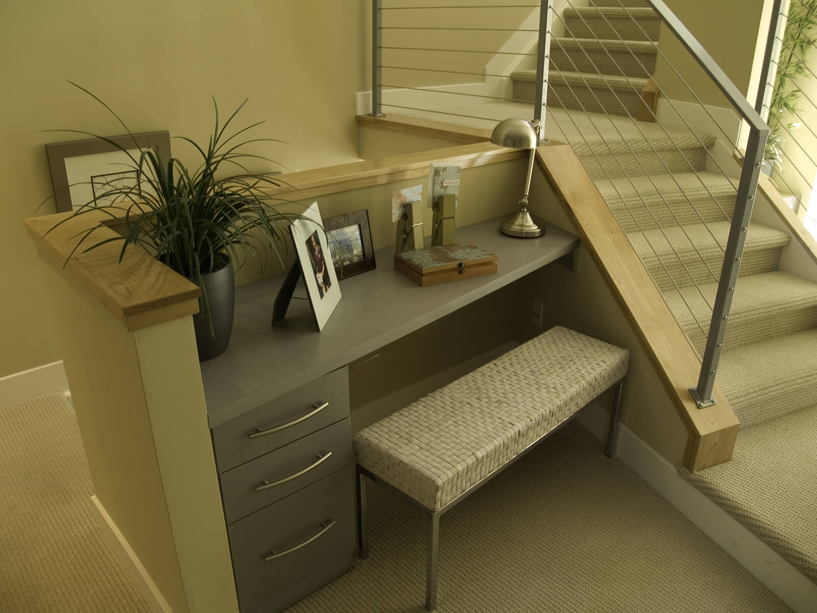 office nook interior design for home office