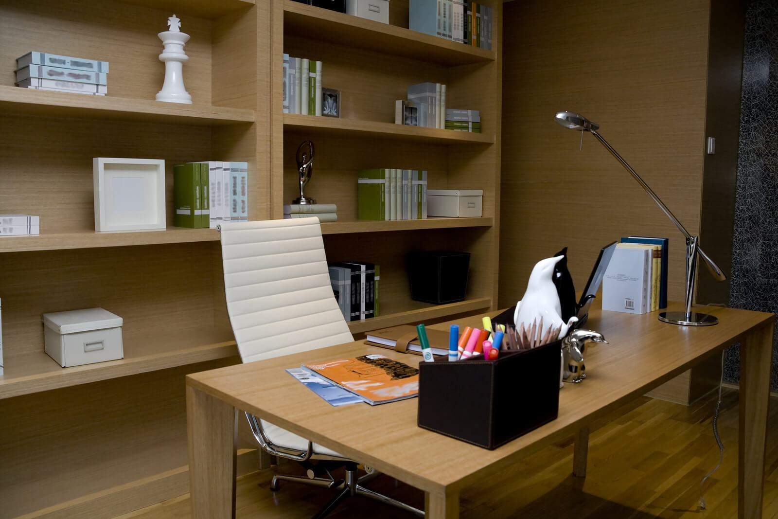 Interior design for home office - Home Office Design Concept