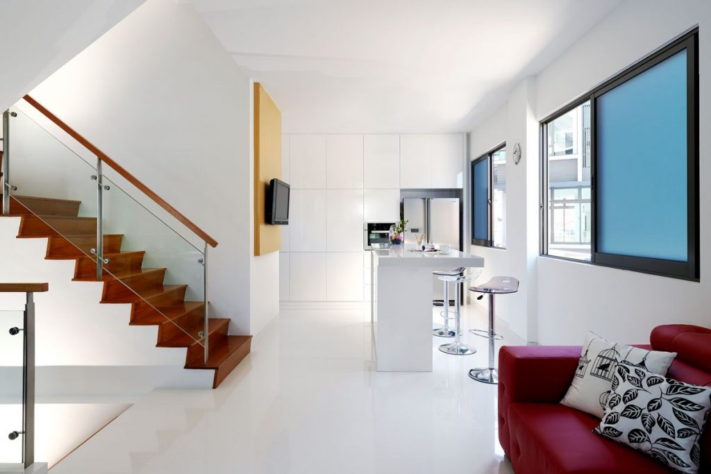Home Interior Design in Singapore for Puay Hee Avenue