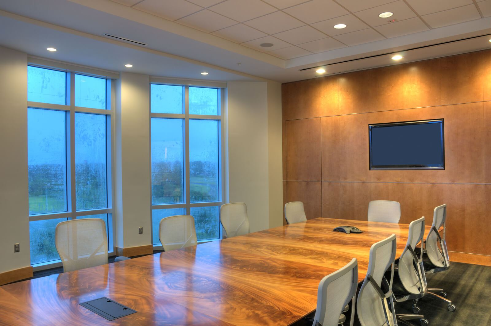 office interior design lighting meeting room