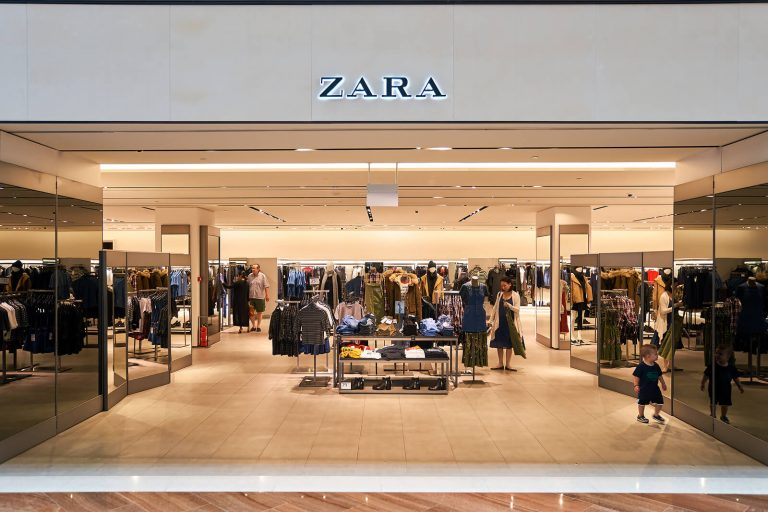 zara retail the speed of