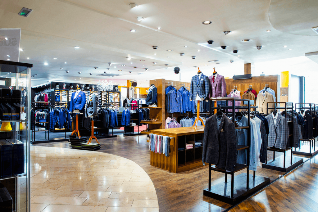 5 important considerations in retail interior design for Office design considerations