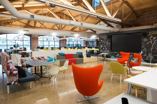 5 Ways To Make Your Office Interior Design More Flexible