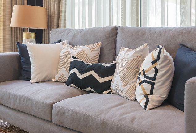 5 Easy Ways To Make Your Sofas Irresistible - Upholstery Choices