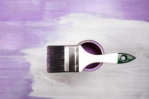 Home Interior Trending Colours - Lavenderf