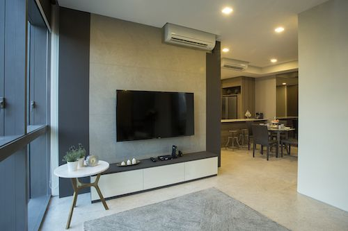 Home Interior Trending Colours - Warm and Cool