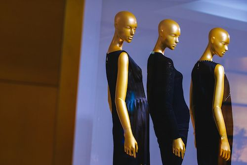 The Five Functional Zones in a Retail Store - Mannequin Areas