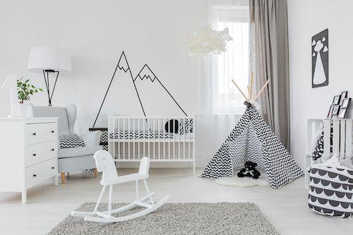 All-White Interior Design – Find the right furniture