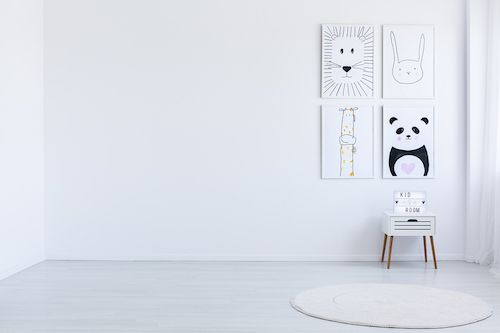 All-White Interior Design – Find the right shade of White