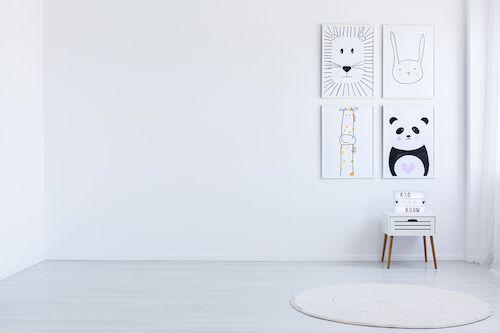 All-White Interior Design – Find the right shade of White