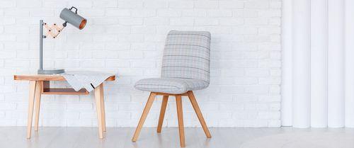 All-White Interior Design – Add Texture