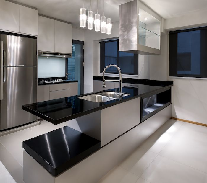 Modern Kitchen Designer Singapore: A Guide To A Modern And Functional HDB Kitchen