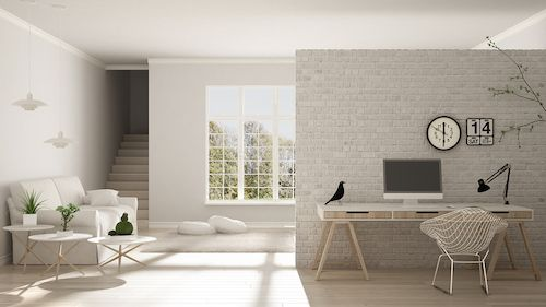 Scandinavian Inspired HDB Apartment Design Ideas - Clean Lines