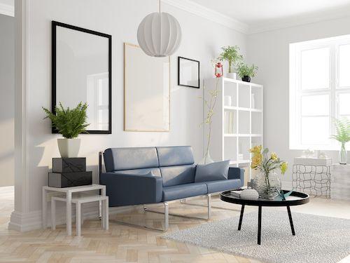 Scandinavian Inspired HDB Apartment Design Ideas - Maximize Light