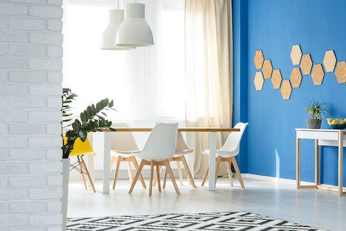 Scandinavian Inspired HDB Apartment Design Ideas - Monochromatic Ideas
