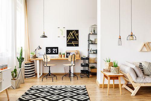 Scandinavian Inspired HDB Apartment Design Ideas - Textures