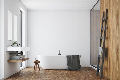 Scandinavian Inspired HDB Apartment Design Ideas - Wood and Natural Materials