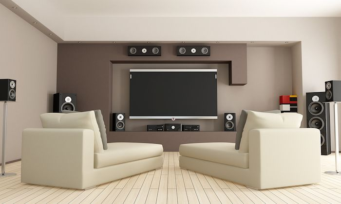 Correct Scrren Placement for a great cinema room