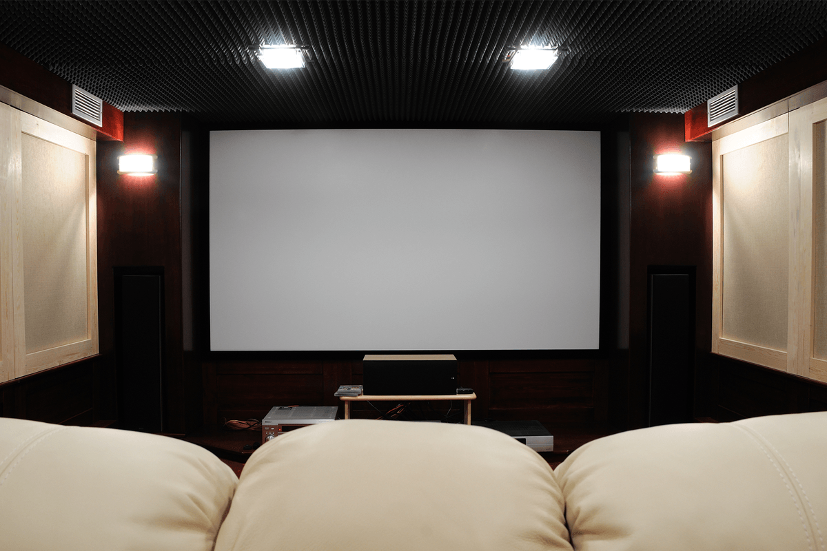 Designing a Beautiful Cinema Room in Your Apartment