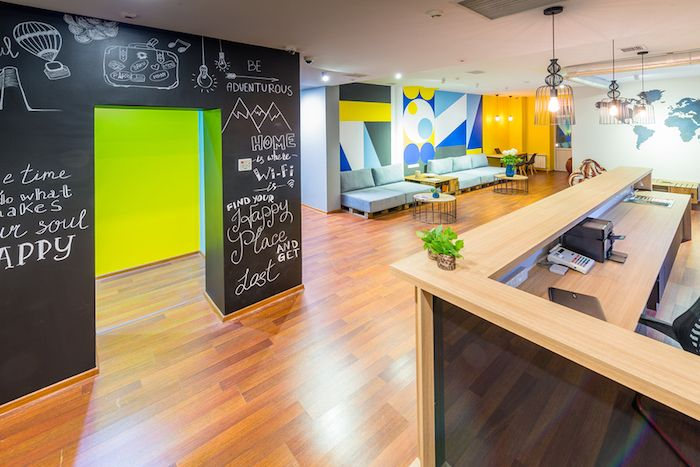 How to Create the Perfect Workspace to Foster Innovation - Industrial Design