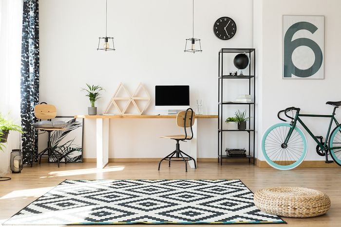 The Perfect Home Office: 5 Design Tips for Your Singapore Apartment Natural Light