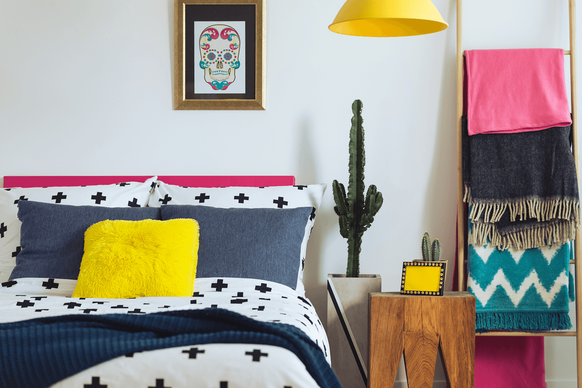 Colour Schemes that Will Completely Transform Your Bedroom