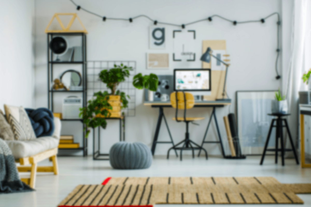 Making an Office Look and Feel Like Home (Is That a Good Idea?)