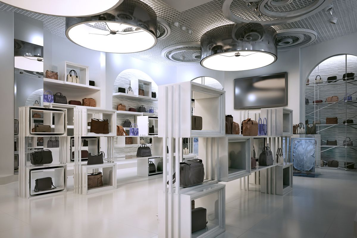 How Good Retail Interior Design can Convey a Brand