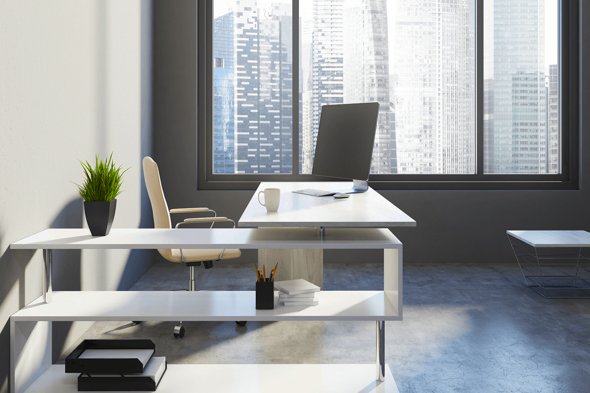 Professional Design Tips for Tiny Office Spaces