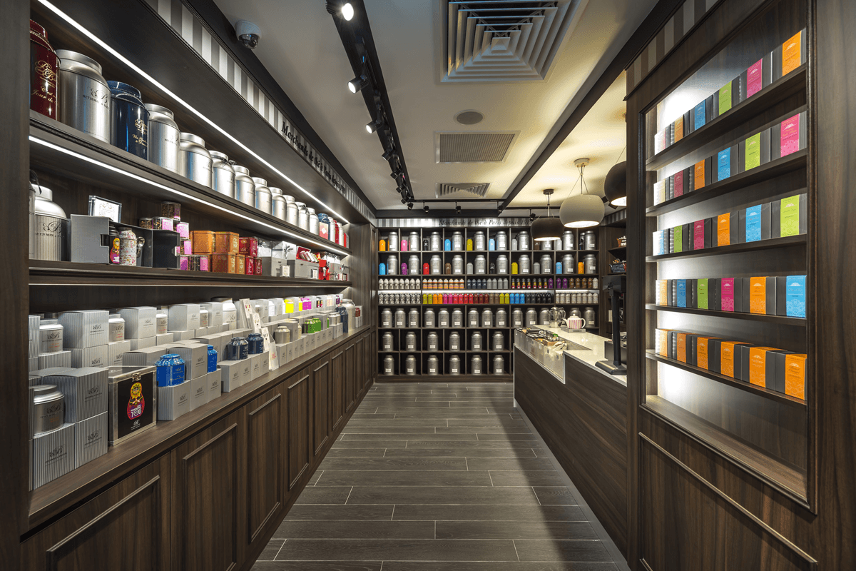 Showroom Lighting: Highlighting the Best Product Features
