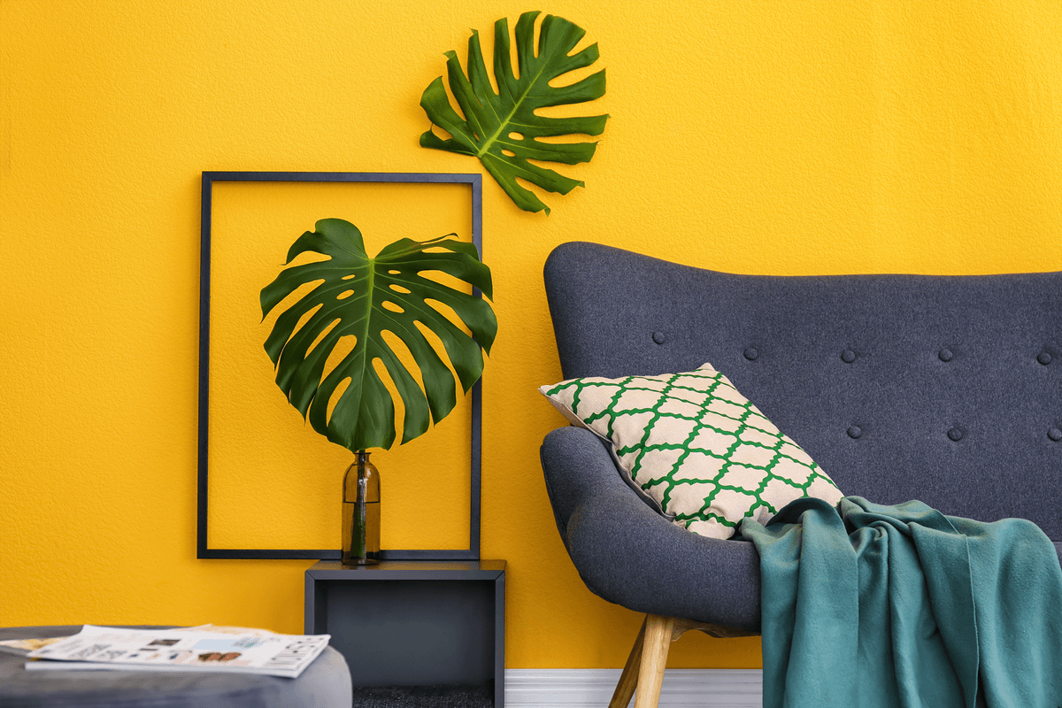 Better Living through Colour Selection for Each Room