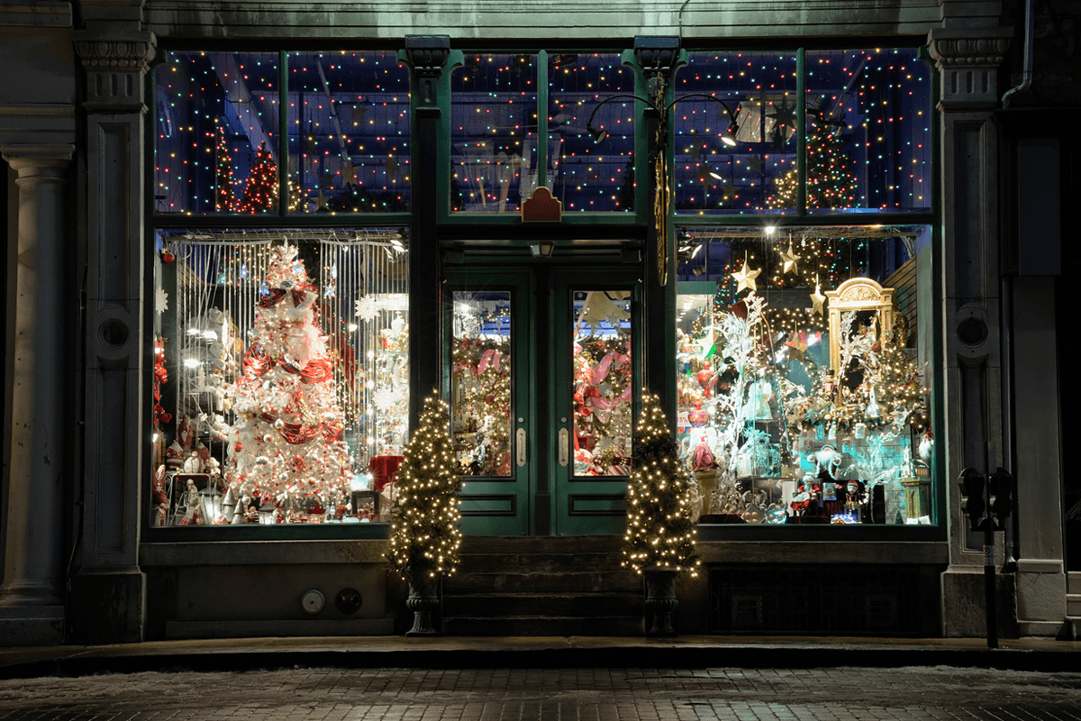 How to make Christmas a Retail Wonderland