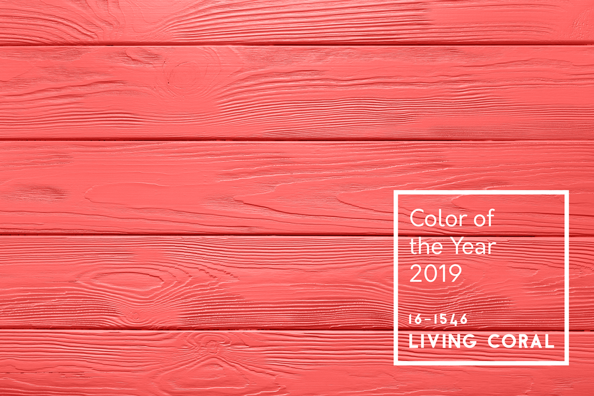 Pantone's Colour of the Year Breathes Life Into The World
