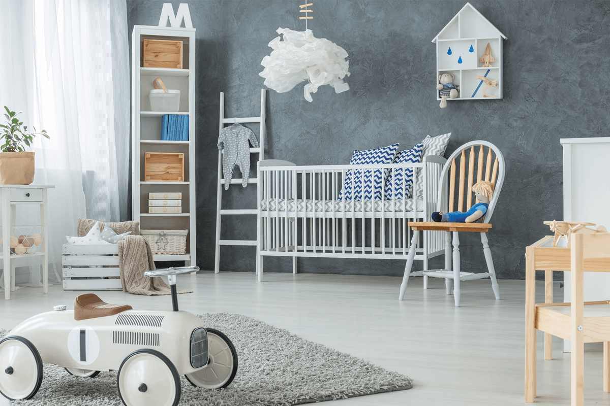Getting Creative with Your Child's Nursery in Your HDB Flat