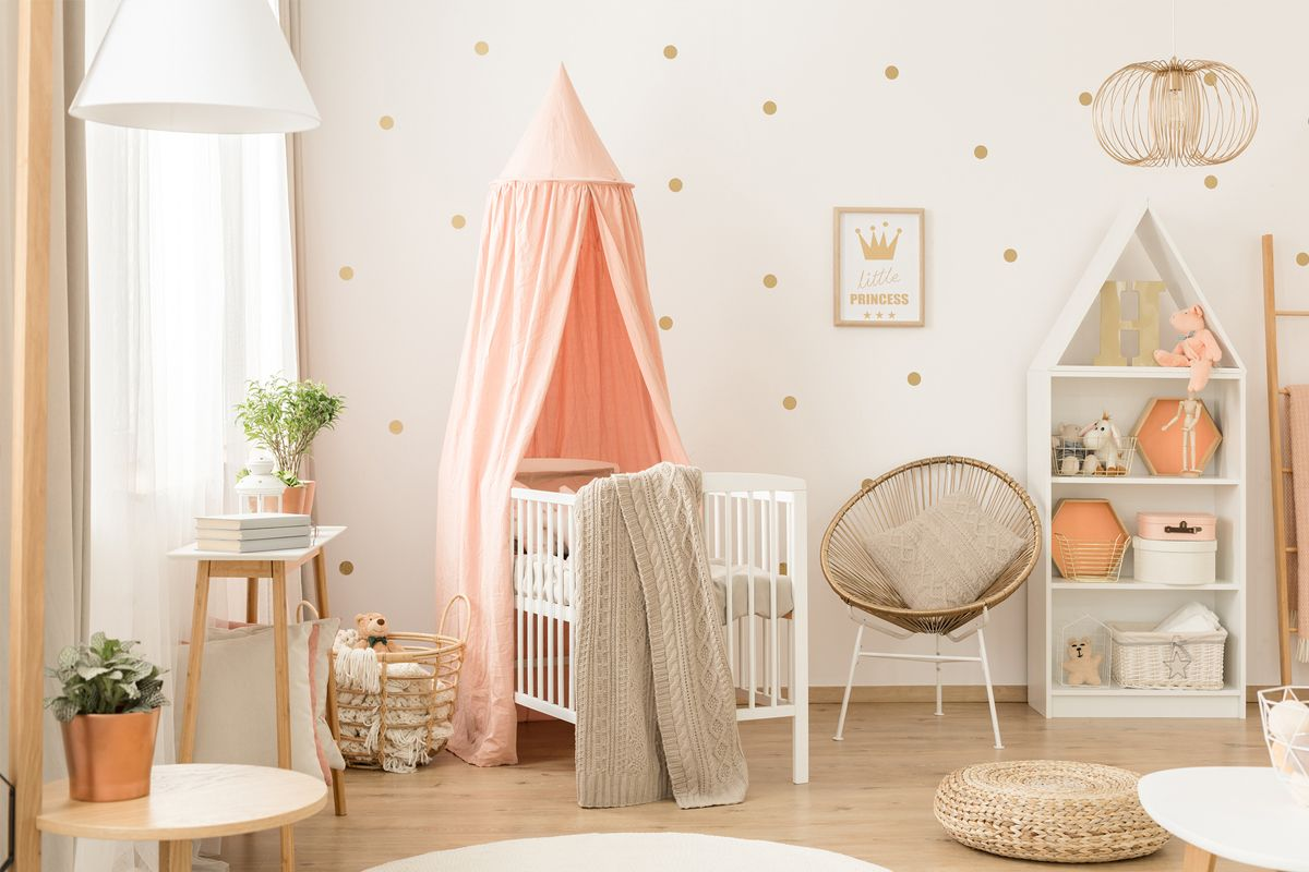 Create a Beautiful Baby Room That Will Grow with Your Child