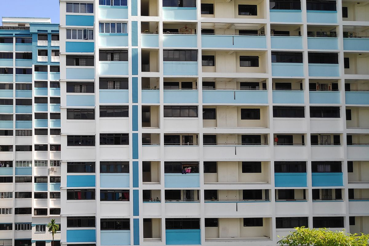 HDB Resale Flat Prices Go Down Slightly in the First Quarter of 2019