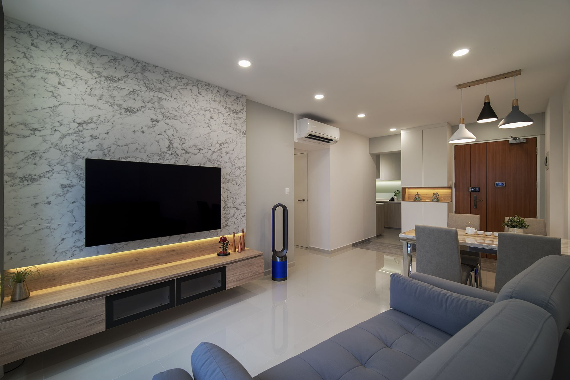 Singapore Interior Design Upgrades New Hdb Flats To Look Like Condos