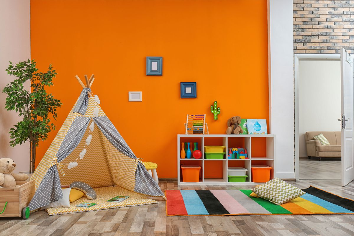 Encouraging the Creativity of Your Kids through Interior Design